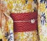 「青海波といわれる日本の伝統的な吉祥柄